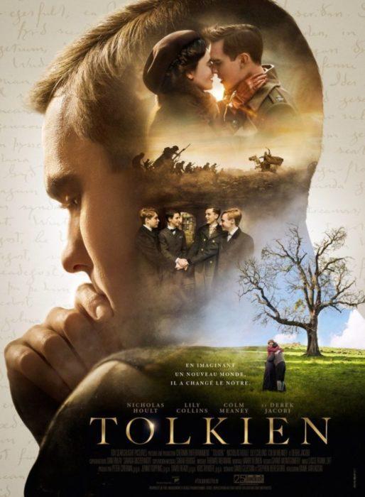 La mente di Tolkien al centro del nuovo poster del biopic con Nicholas Hoult