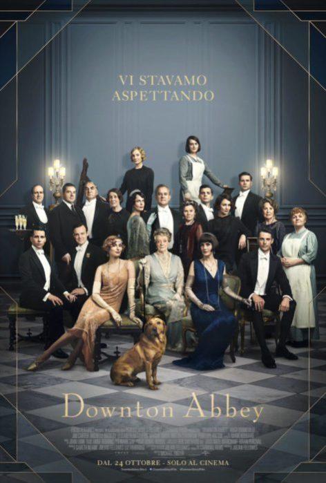 Downton Abbey Film Poster