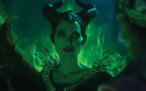 Maleficent 2 Angelina Jolie