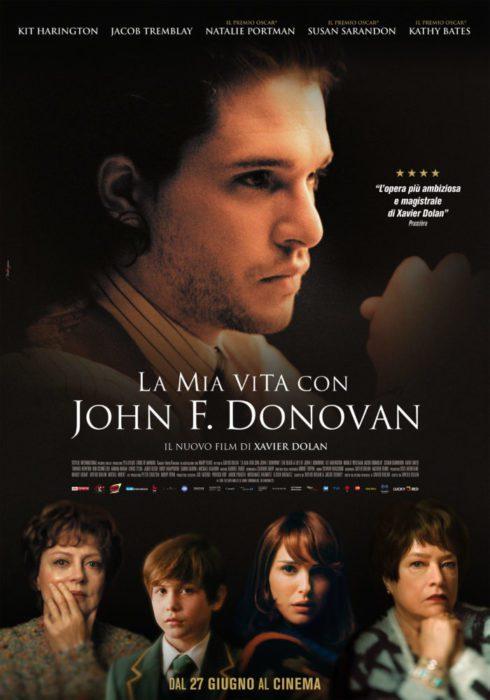 La mia vita con John F. Donovan poster