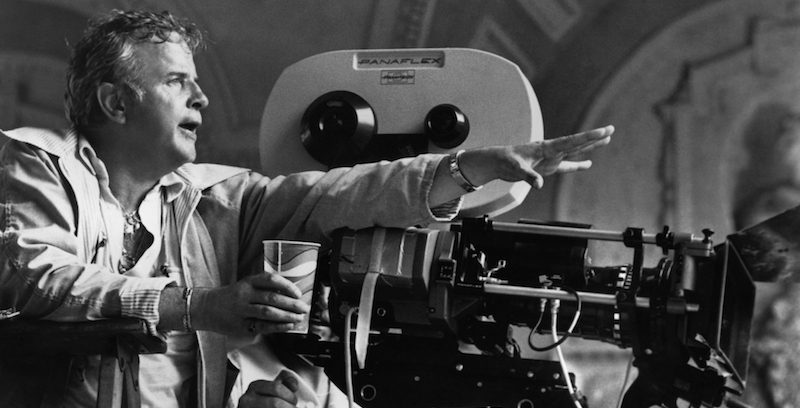 Franco Zeffirelli morto