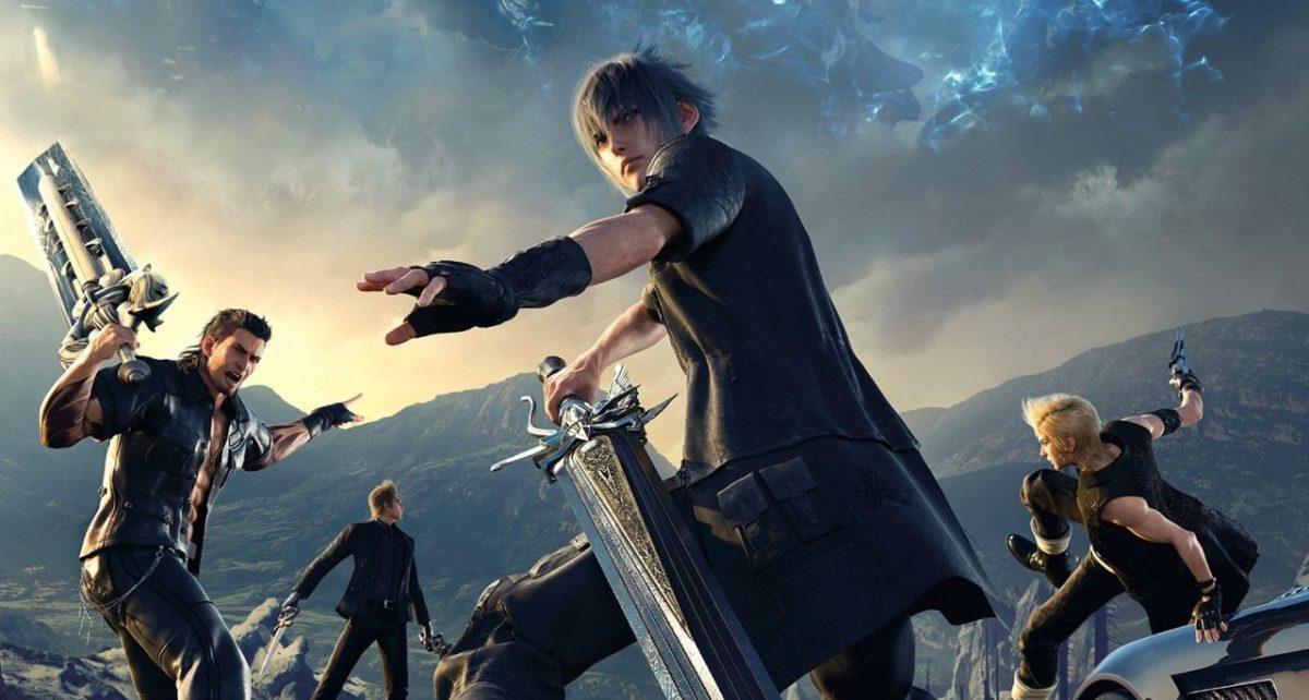 Final Fantasy Serie tv
