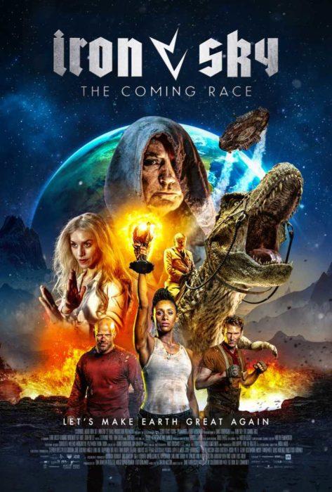 Svelato il pazzo final trailer dello sci-fi nazista Iron Sky: The Coming Race