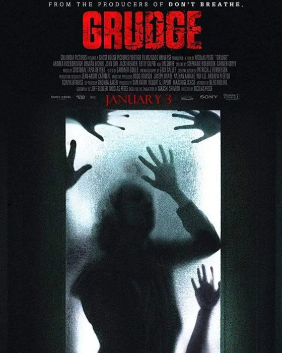 The Grudge poster