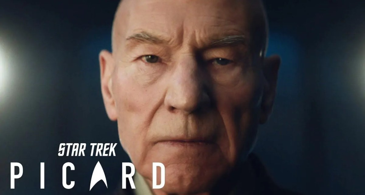 Star Trek Picard - Serie tv - Patrick Steward