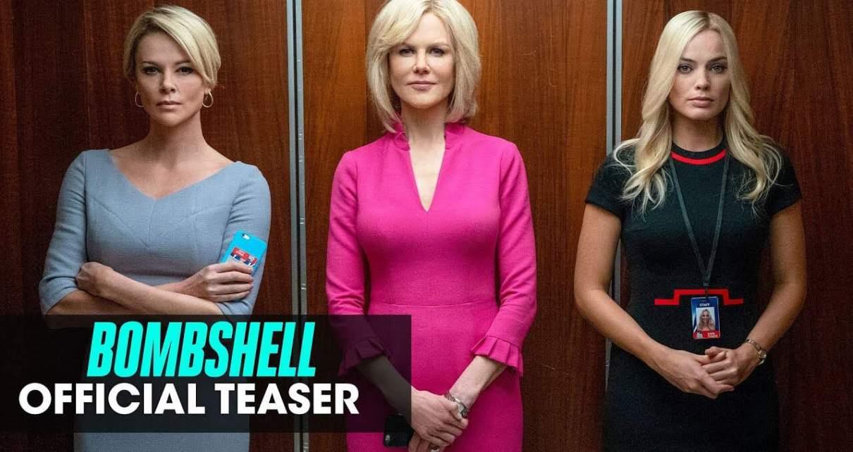 bombshell film trailer
