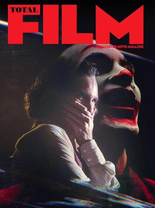 Total Film mette in prima pagina Joker, ecco nuove foto