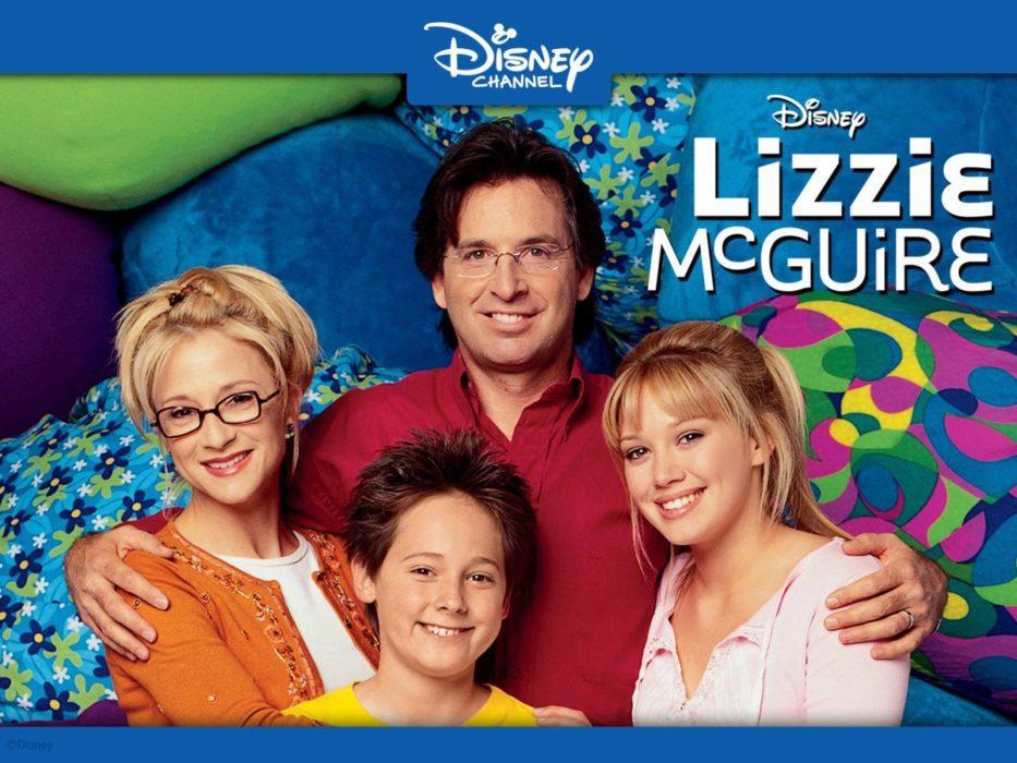 Lizzie Mcguire Serie tv