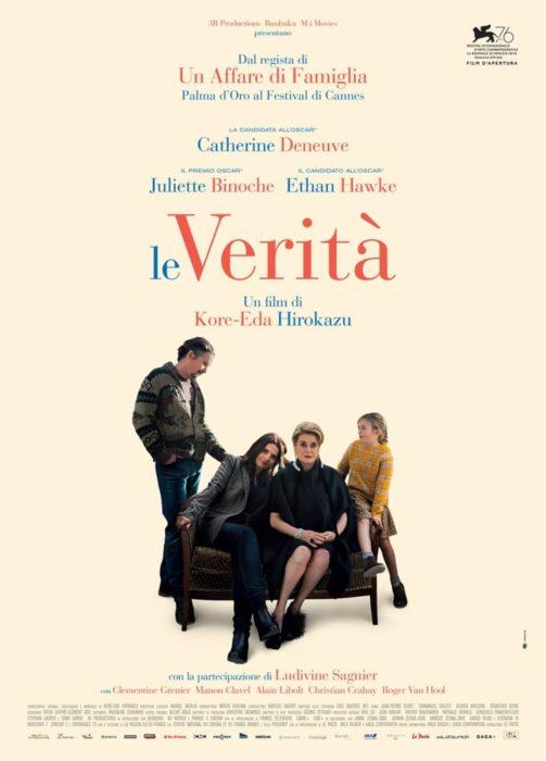 Il trailer italiano di Le Verità, il film con Catherine Deneuve