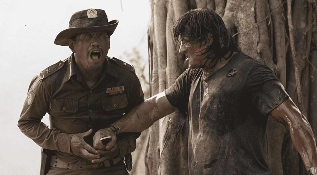 Rambo Last Blood Film