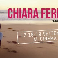 Chiara Ferragni - Unposted con UCI Cinemas dal 17 al 19 settembre