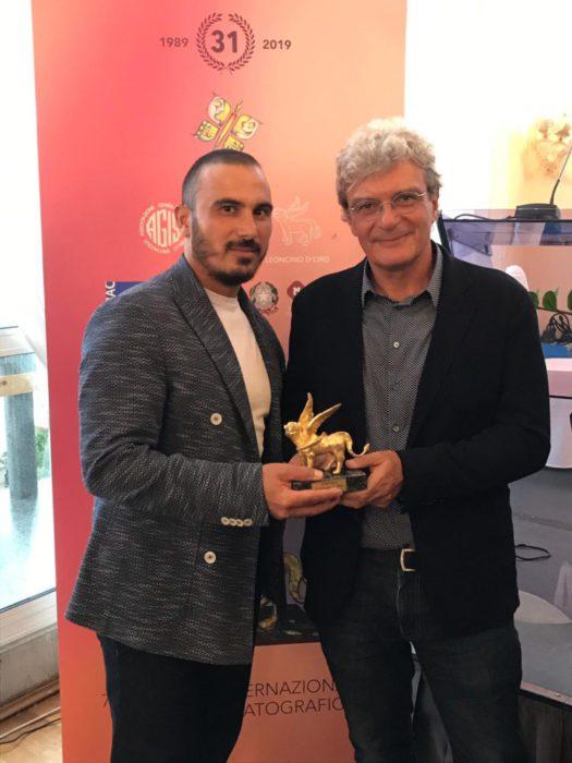 Venezia 76 - Il Sindaco del Rione Sanità vince il Leoncino d'Oro