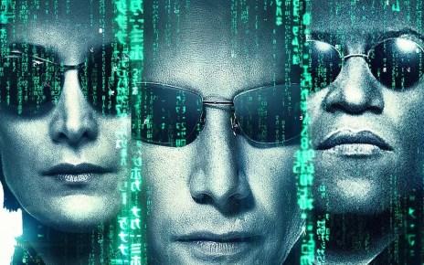 Matrix film saga