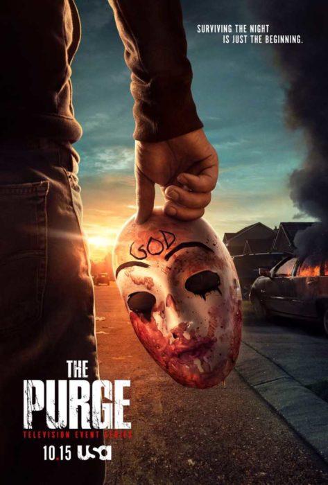 La violenza al centro del nuovo trailer della seconda stagione di The Purge
