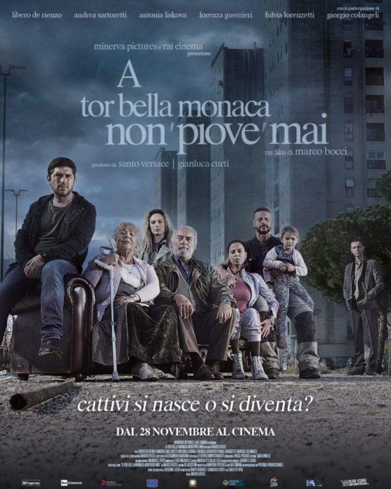 Marco Bocci esordisce alla regia con A Tor Bella Monaca non piove mai