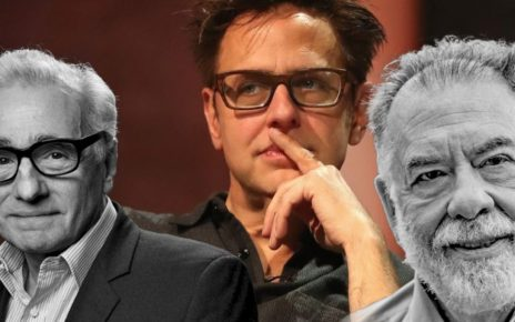 James Gunn ribatte a Coppola sulla querelle nata tra Scorsese e la Marvel