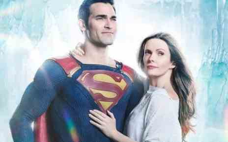 Superman e Lois serie tv