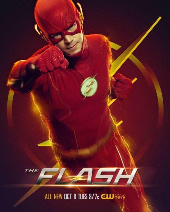 Il nuovo poster ufficiale di The Flash 6