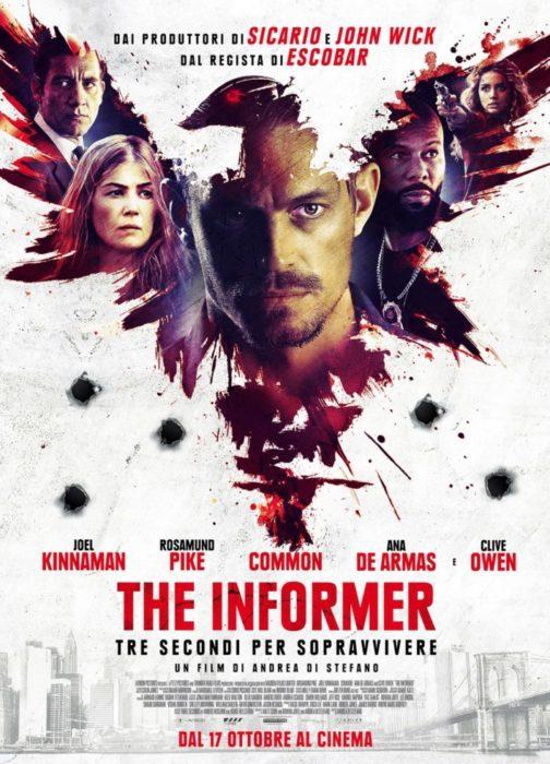 the informer film poster ita