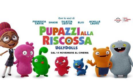 pupazzi alla riscossa film roma