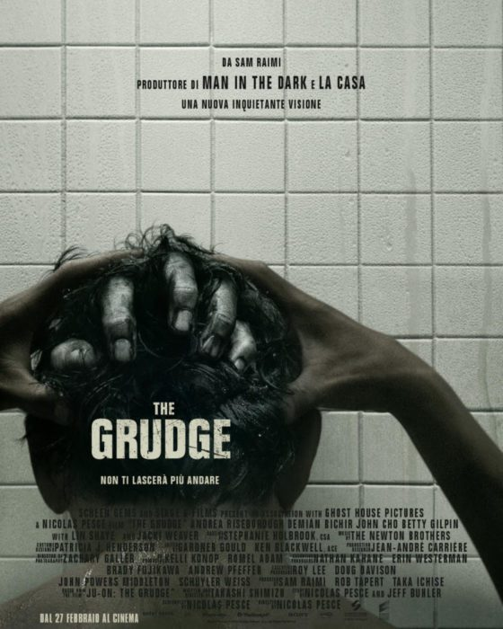the grudge reboot poster ita