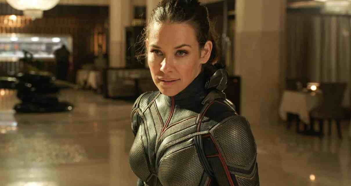 evangeline lilly nuovo look