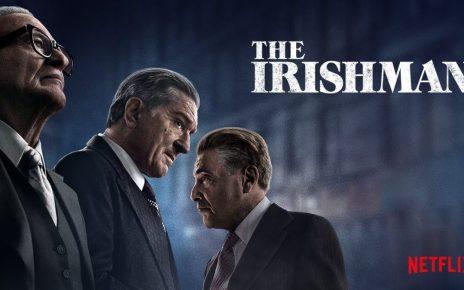 the irishman film recensione