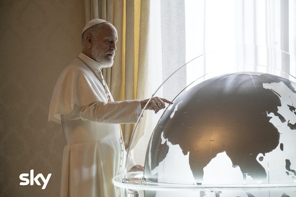 the new pope foto