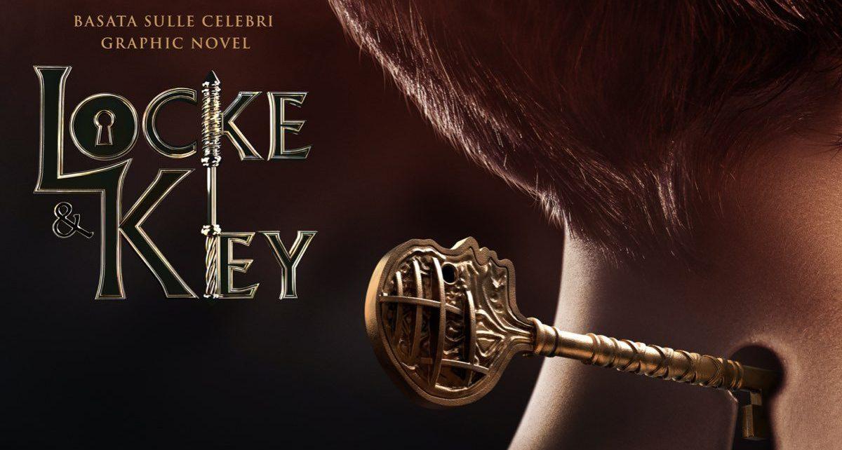 Locke and Key - Serie Netflix - Notizie