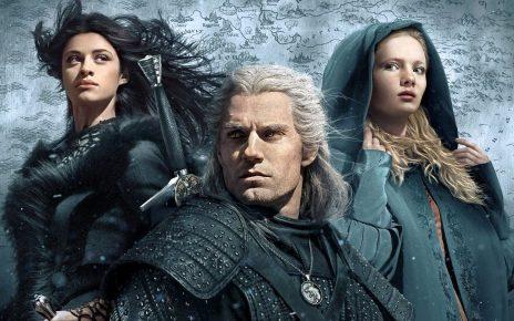 The Witcher Serie Netflix