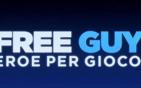Free Guy Film Logo