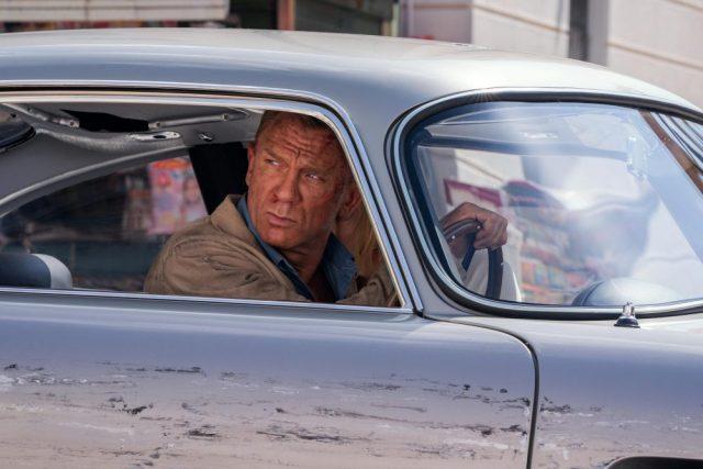 Nuove foto ufficiali da 007 - No Time to Die