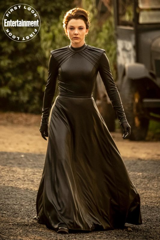 Natalie Dormer in stile dark nelle prime foto di Penny Dreadful: City of Angels
