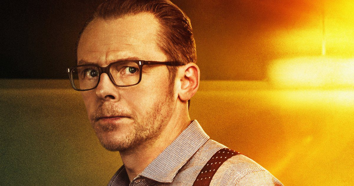 Mission Impossible Film - Simon Pegg - Benji