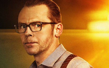 Mission Impossible Film - Simon Pegg - Benji