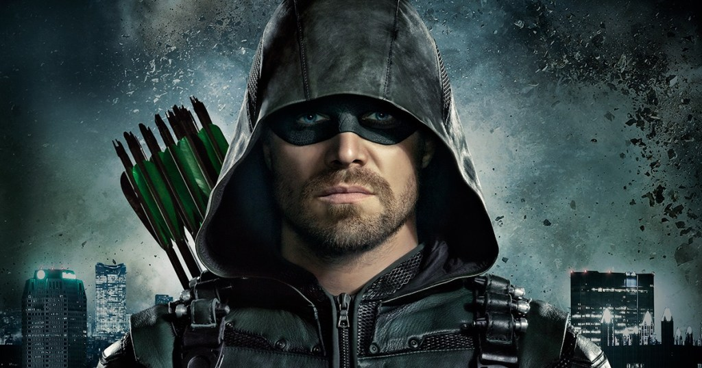 Stephen Amell Addio Arrow