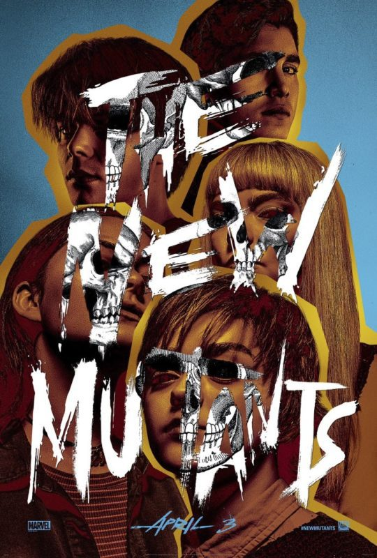 New Mutants Film Poster