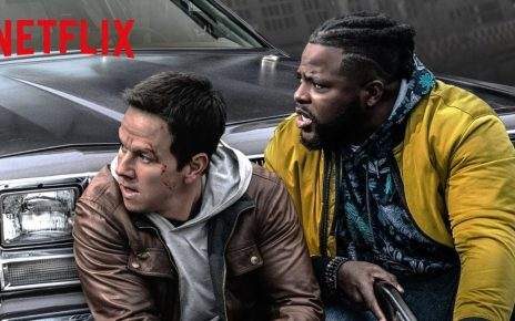 Spencer Confidential - Film Netflix - Mark Wahlberg