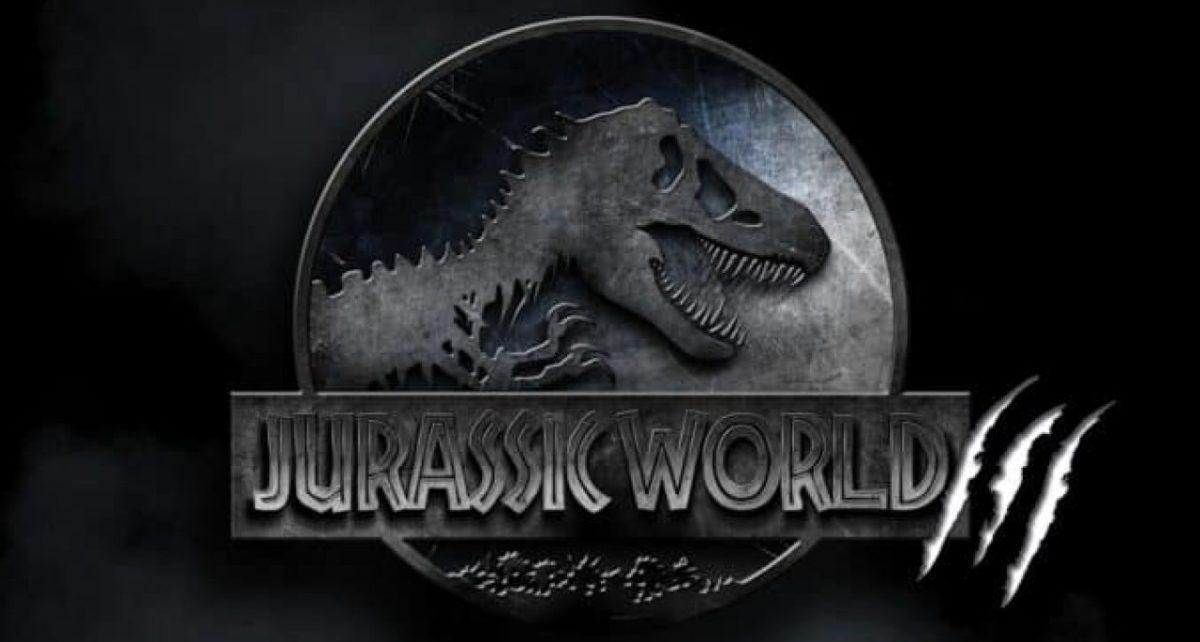 Jurassic World 3 Logo
