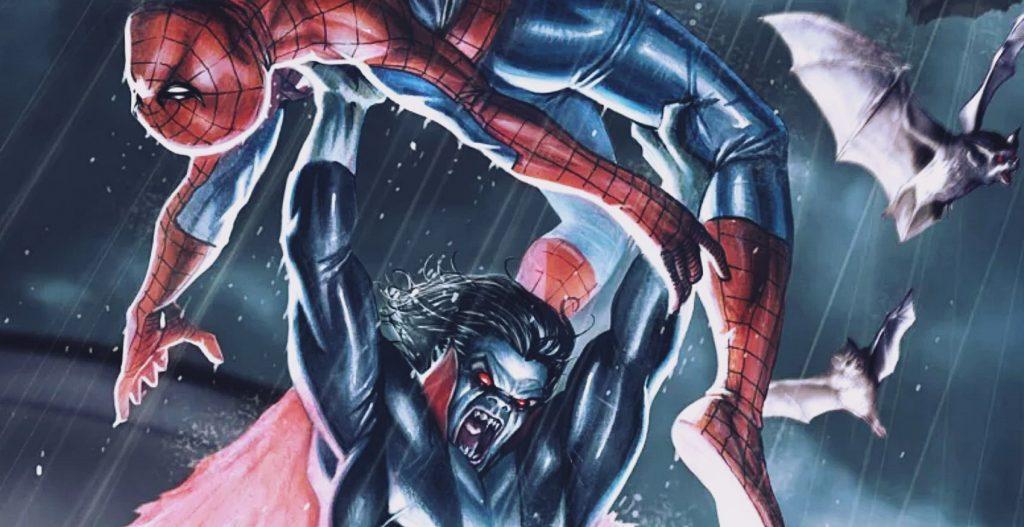 Morbius Film Spider-Man