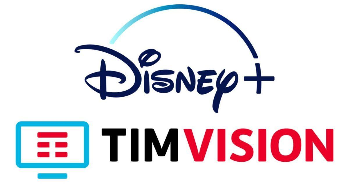 Disney Plus Timvision