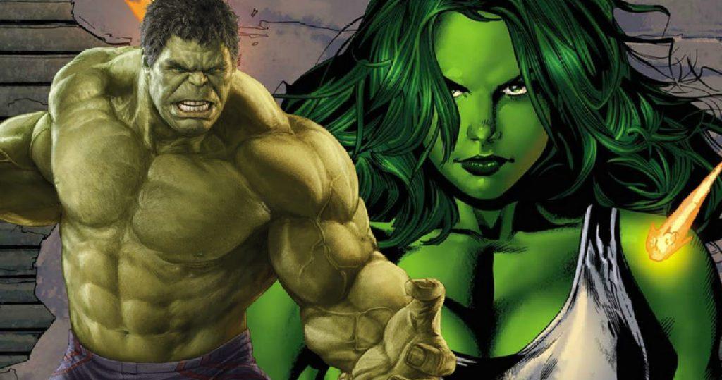 Mark Ruffalo She-Hulk
