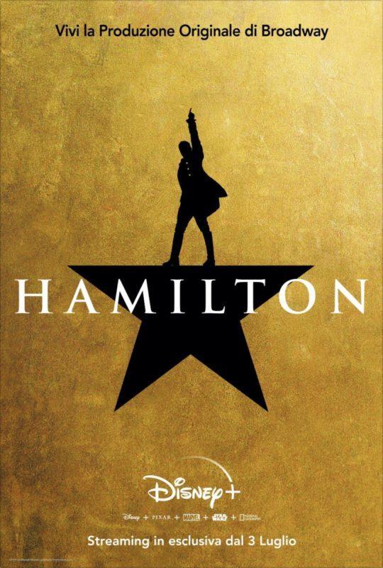 Hamilton - Disney+