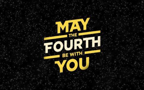 Star Wars Day - Saga Film Poster