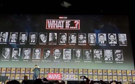 What if serie Marvel