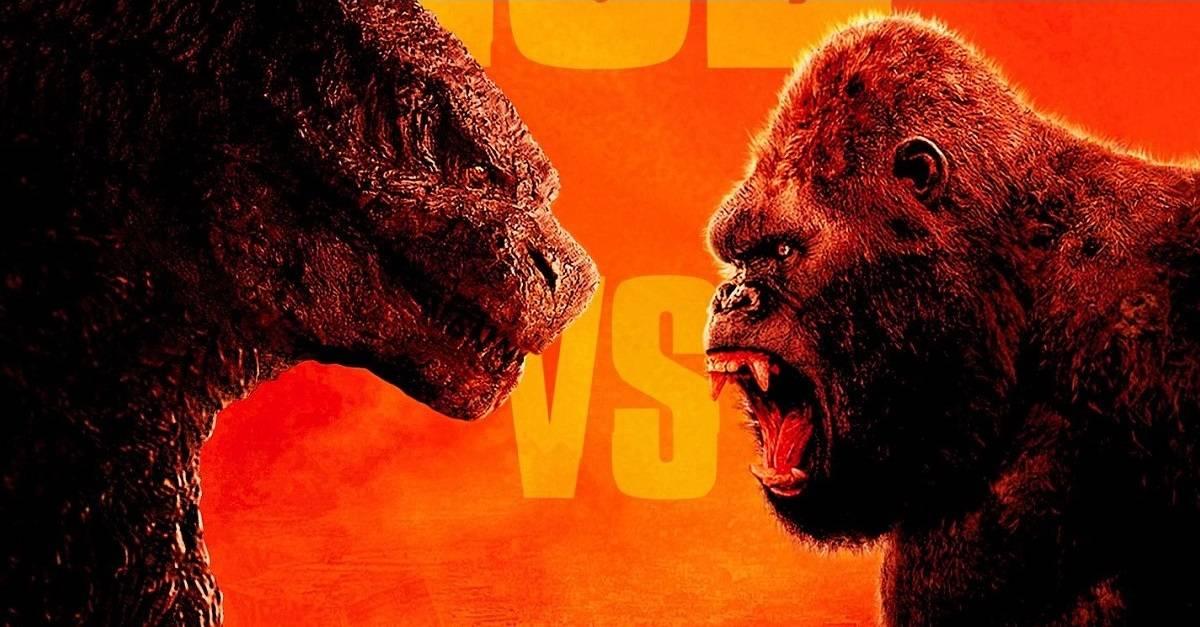 Godzilla vs Kong Film