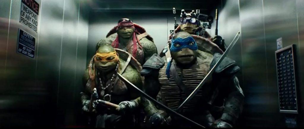 Tartarughe Ninja - Film