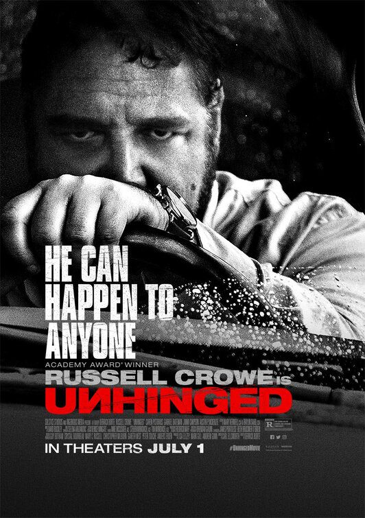 Unhinged film poster