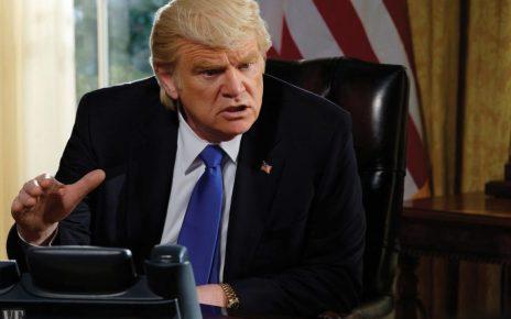 Il trailer di The Comey Rule, con Brendan Gleeson nei panni di Donald Trump