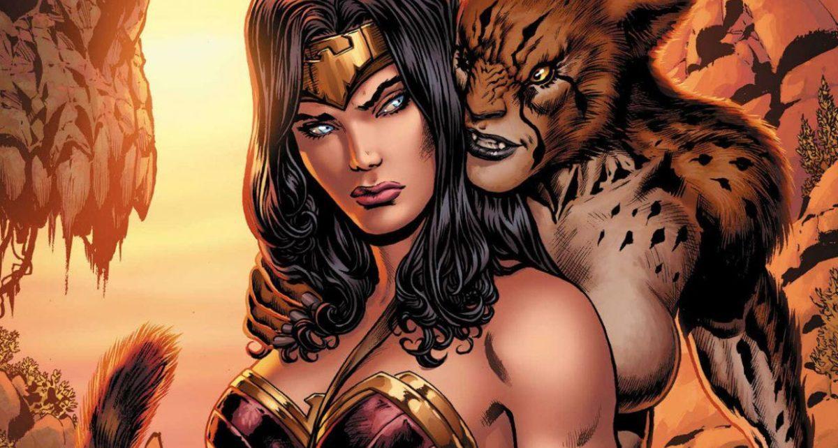 Wonder Woman 1984 Cheetah